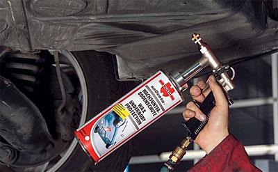 антикоррозийное покрытие автомобиля в минске